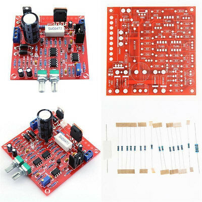 DIY Kit  0-30V 2mA-3A Adjustable DC Regulated Power Supply Short Protection PCB