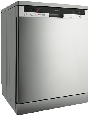 NEW Westinghouse WSF6608X Stainless Steel Freestanding Dishwasher