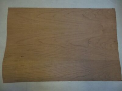 Edgemate 2' X 3' Peel And Stick Unfinished Veneer Sheet Cherry - Single Only