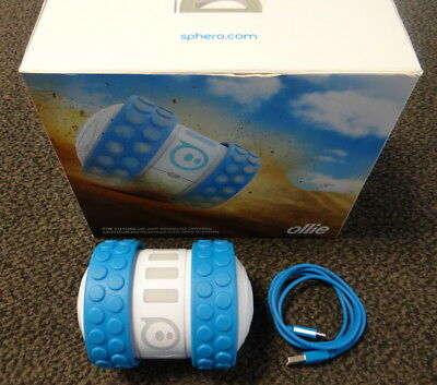SPHERO OLLIE APP-ENABLED RC CONTROLLED ROBOT - iOS ANDROID - Blue/White