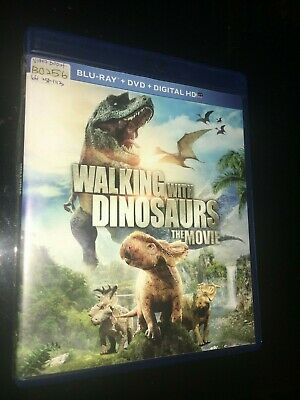 Walking With Dinosaurs (Blu-ray Disc Only ) (no dvd, no Digital C) Free Shipping