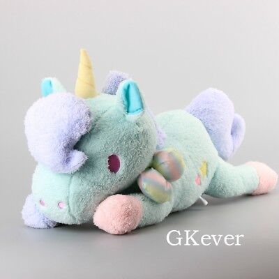 Sanrio Little Twin Stars Soft Plush Toy Gemini Unicorn Pillow Stuffed Doll 23""
