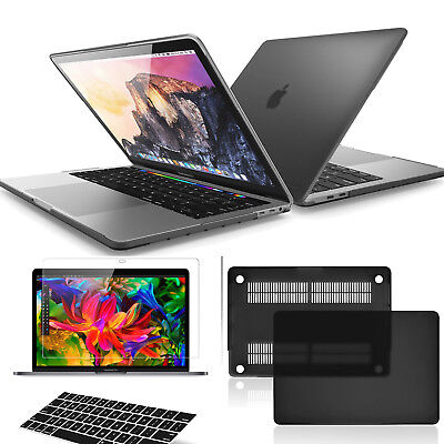 premium selection a7639 a7a02 RUBBERIZED HARD CASE for MacBook Pro 15-inch with Retina Display ...