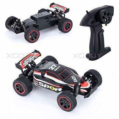 Remote Control Car 40+MPH RC High Speed Monster Hobby Truck Off Road Electric