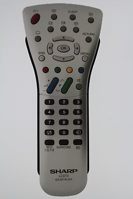 Replacement Remote Control for Sharp GA455WJSB-COPY