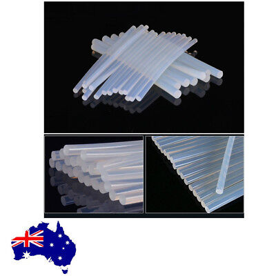 100pcs Bulk Sale Hot Clear Melt Glue Adhesive Sticks For Glue Gun 200mm x 11mm