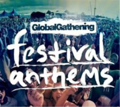 Various Artists-Global Gathering Festival Anthems  (UK IMPORT)  CD NEW