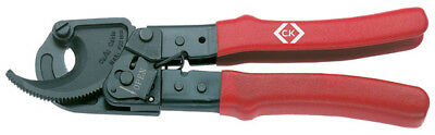 430007 CK 190mm Ratchet Cable Cutter up to 32mm