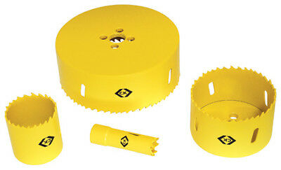 4240 C.K Tools range of Holesaws -  available 16mm - 114mm