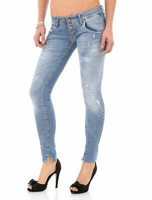 Please Jeans Donna P83 Skinny
