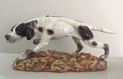 Royal Doulton Dogs Collection Large Pointer Figurine Limited Edition