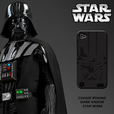 Coque iPhone Dark Vador Star Wars, Gadget Geek - Neuf