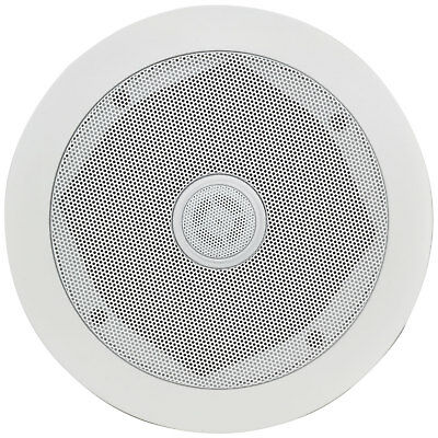 "20cm (8"") ceiling speaker with directional tweeter/ Single"