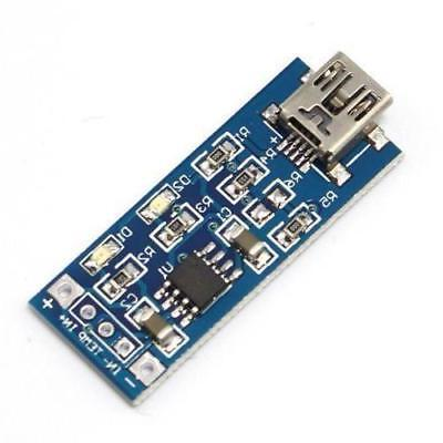 IN 4V-8V TP4056 5V Mini USB 1A Lithium Battery Charging Board Charger Module