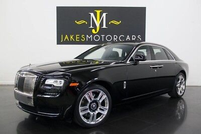 2015 Rolls-Royce Ghost Series II ($355,665 MSRP!) 2015 Rolls-Royce Ghost Series II, $355K MSRP! REAR THEATRE PKG, ONLY 7200 MILES!