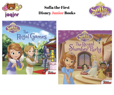 BRAND NEW DISNEY Junior Sofia The First Slumber Party Mini