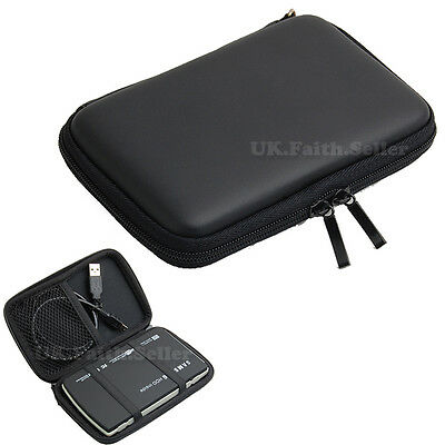 "EVA 2.5"" Portable HDD Carry Case Pouch For SAMSUNG T5 External SSD"