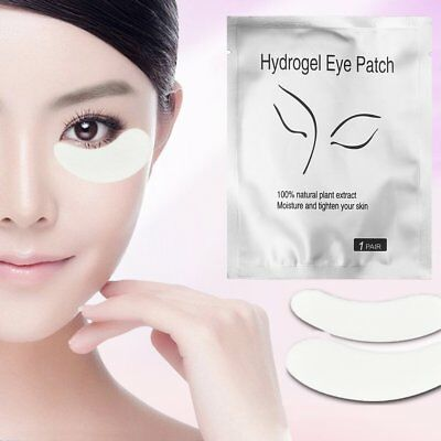 Thin Gel Eyelash Patch Flexible Special Eye Pad Patch Makeup Supply For GirXZ