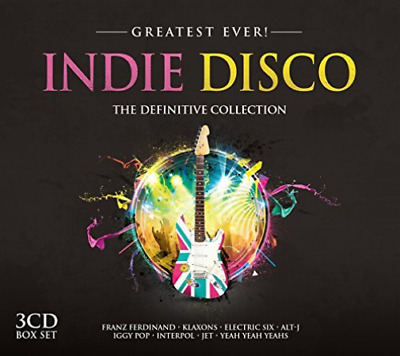 Various Artists-Greatest Ever Indie Disco  (UK IMPORT)  CD NEW