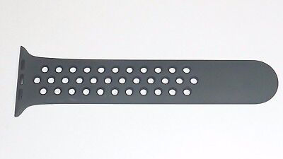 Original Apple Watch Band 42mm NIKE+ Black / Anthracite- Genuine- S/M piece only