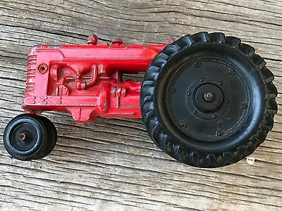 ERTL International Farmall Toy Tractor Pressed Vintage old antique RARE Hubley
