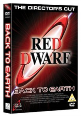 Craig Charles, Chris Barrie-Red Dwarf: Back to Earth  (UK IMPORT)  DVD NEW