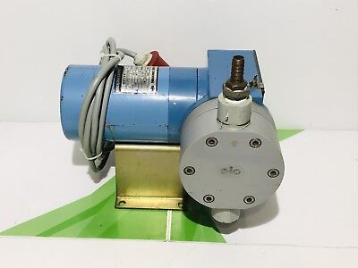 Nikkiso 3~Induction Motor Und Pumpe
