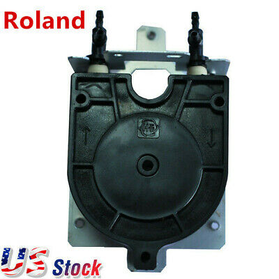USA Improved Roland XJ-540 Solvent Resistant Ink Pump +Three-way Tube Fitting