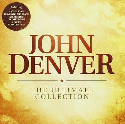 John Denver Cd - The Ultimate Collection (2011) - New Unopened - Country