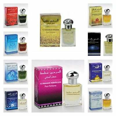 Al-Haramain-15ml-Range-of-Attar-Perfume-Oil-By-Ambrosial-Made-in-UAE