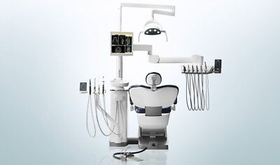 FONA SIRONA 2000L  DENTAL CHAIR Silla dental  Zahnarzt Advanced Germany dentista