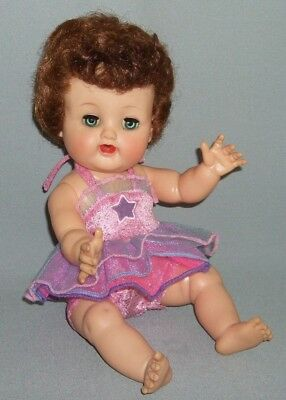 """1 Baby Ballerina Romper for 13"""" Betsy Wetsy Dolls - Sparkly Playsuit"""