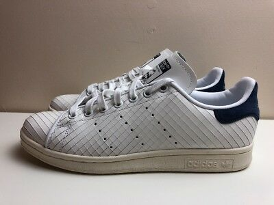best sneakers 63024 d3439 Adidas Originals Stan Smith Womens Shoes White Blue UK 7 EUR 40 2 3 S32259