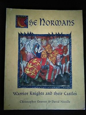 The Normans: Warrior Knights and their Castles Paperback