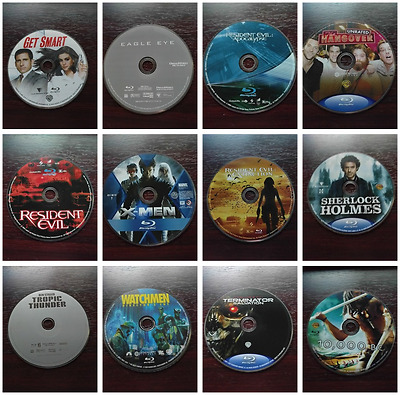 Various Blu-Ray Discs! (Discounted / Combined Shipping available)