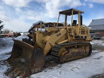 1995 Caterpillar 953B Track Loader.  BRAND NEW UNDERCARRIAGE  VIDEO