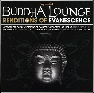 Buddha Lounge Renditions Of Evanescence - Evanescence Tribute (2010, CD NEU)