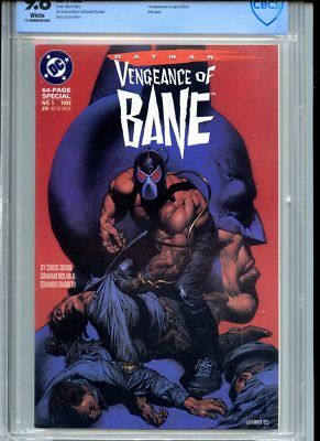 Batman Vengeance of Bane Special #1 Only Issue 1st Bane and Origin