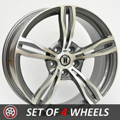 20 Inch AG M588 Wheels Rims for BMW 5 and 6 Series F10 F11 F12 F13 F06 Staggered