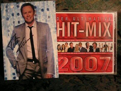 Tolle CD -Der ultimative Hit-Mix 2007 + Autogramm