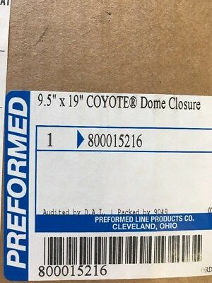 Preformed Line Products Coyote Dome Closure 9.5x19