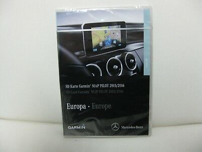 mercedes benz garmin map pilot f r audio 20 cd sd karte. Black Bedroom Furniture Sets. Home Design Ideas