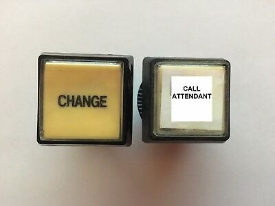 Use Your Change/call Attendant Button To Convert Your Slot Machine To Coin Less