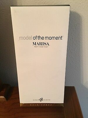 Model Of The Moment Marisa Mattel 2004 Gold Label Doll NRFB