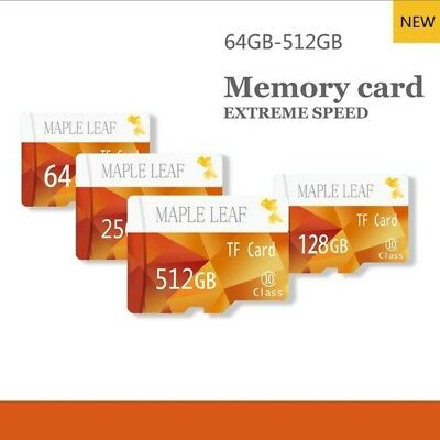 Micro SD Card 512gb MAPLE LEAF - SPECIAL EDITION TF Card