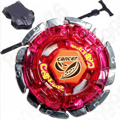 Dark Gasher / Cancer Metal Fusion 4D Beyblade BB-55 Set With Launcher USA SELLER