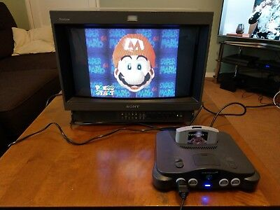 Sony PVM 20S1WE Professional Broadcast CRT monitor