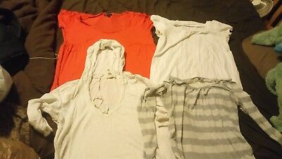 Large maternity clothes lot