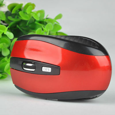 2.4GHz Wireless Cordless Mice Optical Mouse for PC Computer Laptop Receiver AA