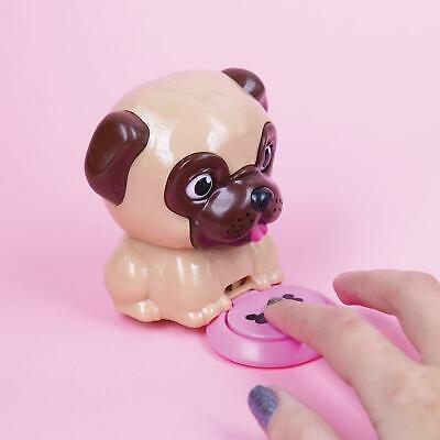 Doug The Pug Nail Dryer Air Blow Beauty Manicure and Pedicure Set